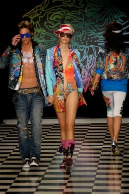 Runway Fashion Models