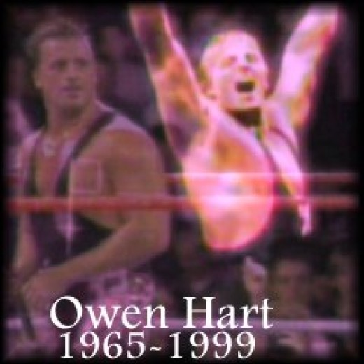 #10 Owen Hart