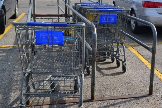Put the Carts Back...Just Do it!