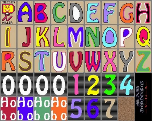 Let's learn our ABC's and 123's