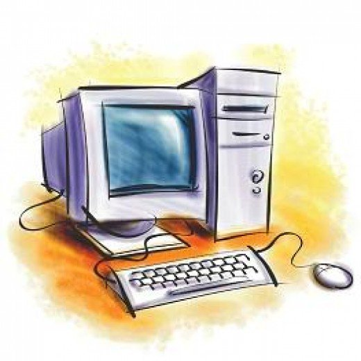 A Computer, A Keyboard, The Internet & A Web Site is all they need to find out where you live!  Very Scary!