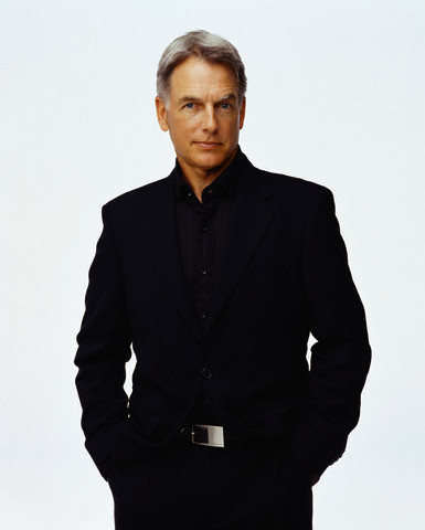 MARK HARMON OF CBS' HIT, NCIS.