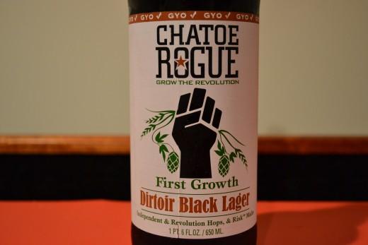 Chatoe Rogue Dirtoir Black Lager