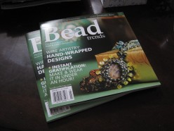 Bead Trend is just one of the great beading magazines available.