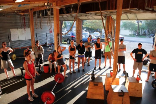 Crossfit Gyms in Austin