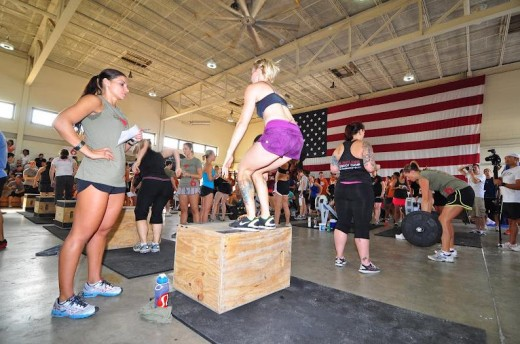 Crossfit Gyms in Austin - Woodward Crossfit