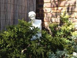 A somewhat smaller imitation of the Venus de Milo.
