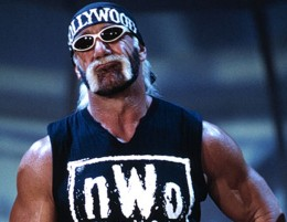 Hulk Hogan as leader of NWO