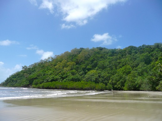 Beautiful Cape Tribulation