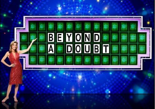 Our Bonus Round Puzzle