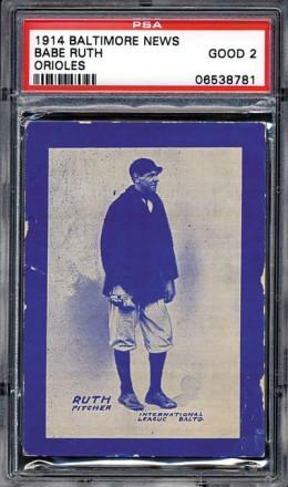 1914 Babe Ruth