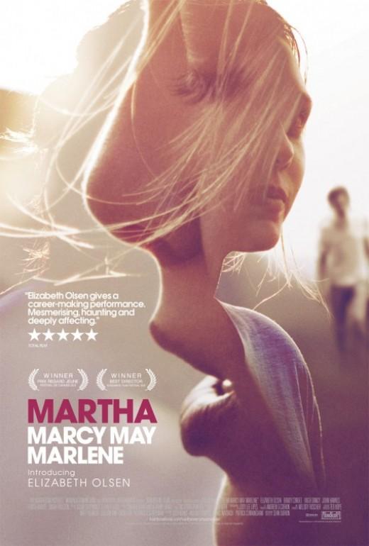Martha Marcy May Marlene Poster #2