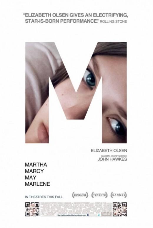 Martha Marcy May Marlene Poster #4
