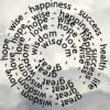 wordcloud profile image
