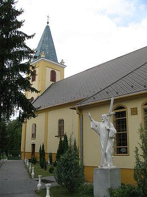 Velký Kýr/Nagykér