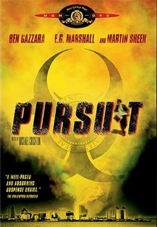 Pursuit (1972) poster