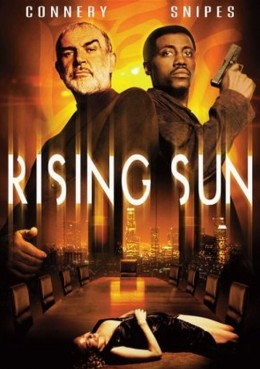 Rising Sun (1993) poster