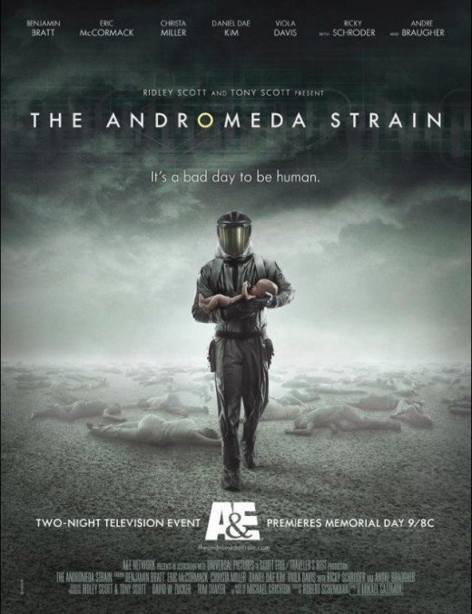 The Andromeda Strain (2008) poster