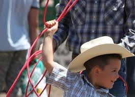 "Blog Titled:""Ramblings of a Dutchy in California/People at the Livermore Rodeo"""