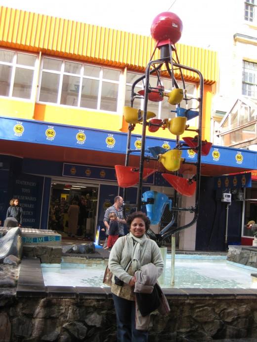 Cuba Mall, Wellington, the Coolest Capital.