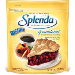 Powdered Splenda is easy to make. I don't know why Splenda doesn't offer it for sale as a product.