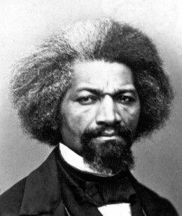 Frederick Douglass around the Time that he Would Have Met with Lincoln at the White House