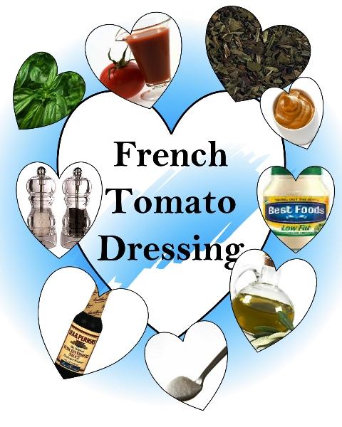 French Tomato Dressing