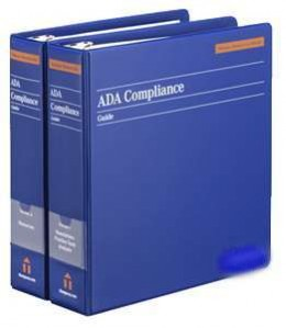 Compliance Manuals for Americans With Disabilities