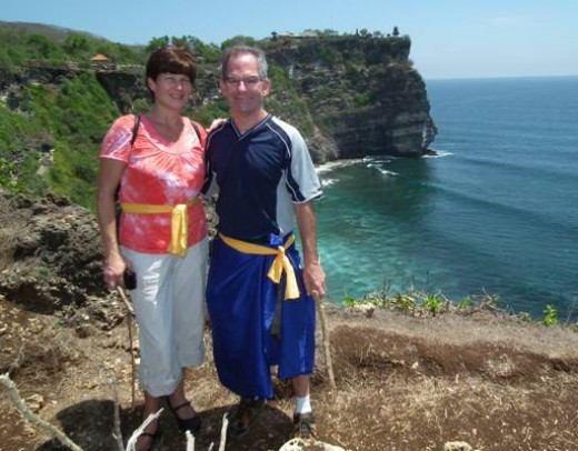 30th Anniversary Vacation in Bali