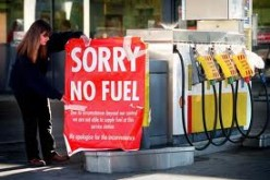 British fuel strikes versus Government conspiracy to make money for treasury.