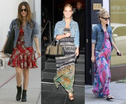 4 celebrity inspired outfit ideas for spring and summer