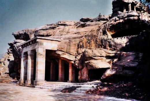 Hathigumpha i.e. Elephant Cave