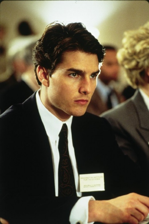 Tom Cruise in The Firm (1993)