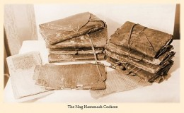 The Nag Hammadi Library, the source of many Gnostic gospels