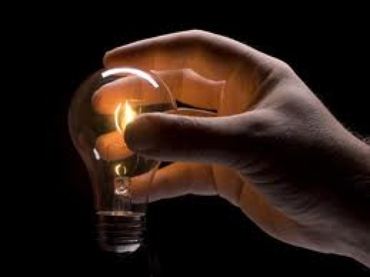 A lightbulb is not that hard to change