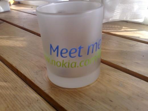 Mug from N95 8gig