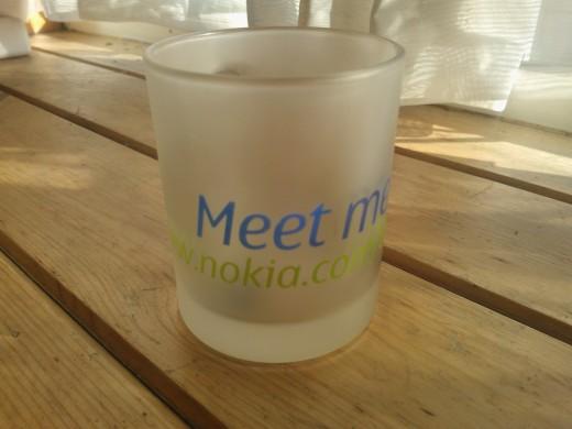Mug from Lumia
