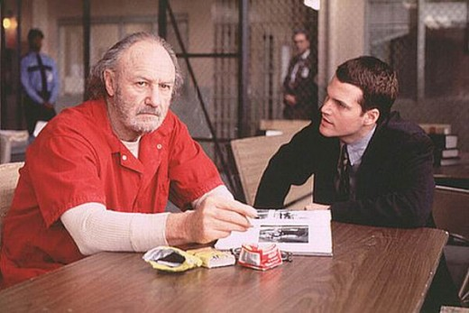 Gene Hackman and Chris O'Donnell in The Chamber (1996)