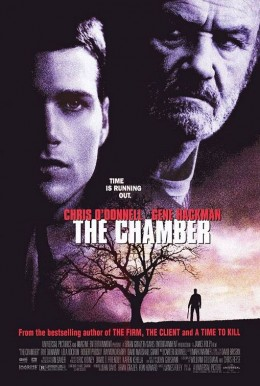 The Chamber (1996) poster
