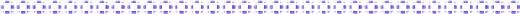 Blue Pattern Divider