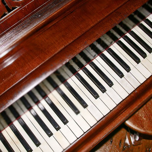 The piano is a very important instrument for Tango music