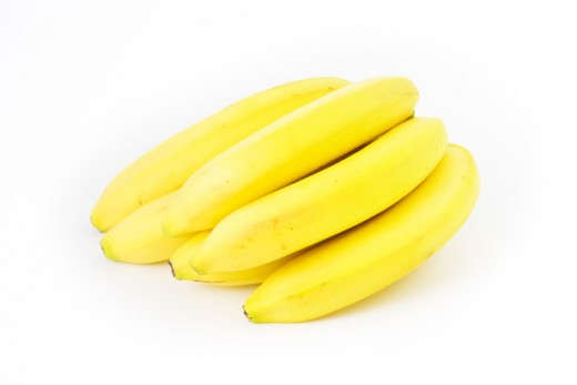 Bananas are an excellent source of health boosting vitamins and minerals including potassium.