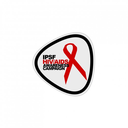 IPSF HIV/AIDS Campaign Logo