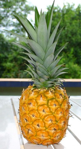 Pineapple is rich with nutrition and can improve your health.