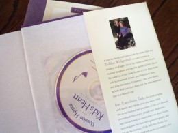 This devotional hymn book comes with a CD designed for children's tender hearts and minds.