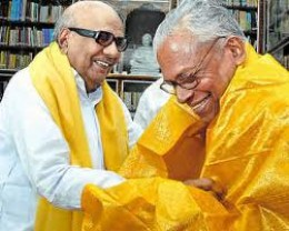 Karunanidhi Says He Is A Communist