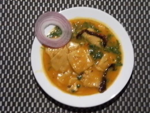 Daal-Dhokli, Popular Gujarati dish