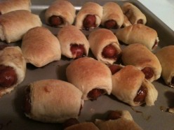 Dirty Pigs in a Blanket Recipe