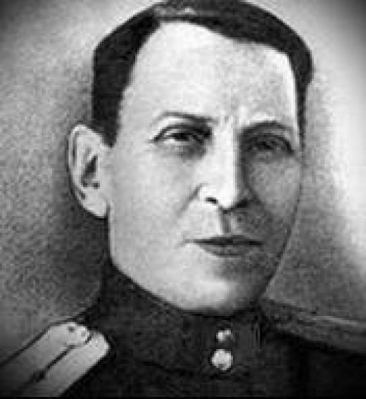 "Ilya Shatrov, Composer of ""The Hills of Manchuria"""