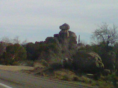 An Altar of Rock